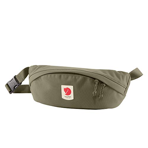 Fjallraven - Ulvo Hip Pack Medium, Waterproof Fanny Pack for Everyday Use and Travel, Laurel Green