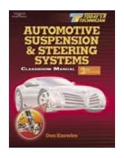 Today's Technician: Automotive Suspension & Steering Systems