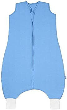 Slumbersac Summer Kid Sleeping Bag with Feet 1.0 Tog Plain Berry 3-4 years//110 cm