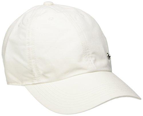 metallic Enfant Casquette Mixte Métal Silver Blanc Swoosh Nike white Réglable q8axC