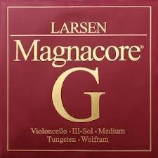 (Larsen Magnacore 4/4 Cello G String - Tungsten Wolfram - Medium)