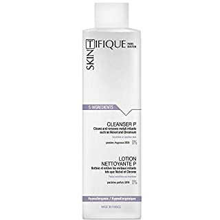 Cleanser P - Facial micellar Cleansing Water, Makeup Remover. Removes Makeup, impurities, Excess Oil, Traces of Pollution, Metals. Extremely Safe & Pure Formulation. For Sensitive Skin (Eye, face).