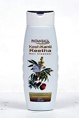 Patanjali Reetha Shampoo 200ml: Amazon com: UAE SOUQ