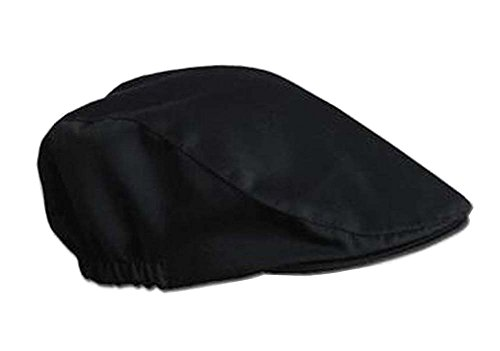 [Black] Kitchen Chef Hat Restaurant Waiter Beret Bakery Cafes Beret by Black Temptation