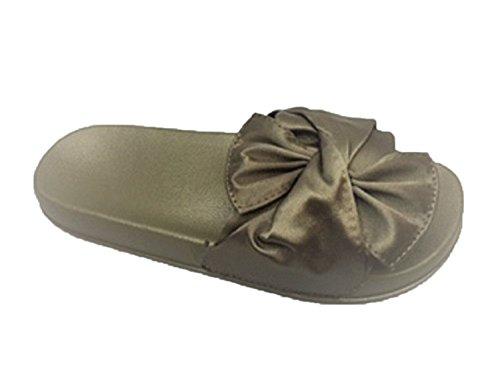 Parzel - Zapatillas de estar por casa de Material Sintético para mujer Rosa