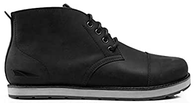 ALTRA Running Mens Men's Smith Boot Shoe, Black, 7 Regular US