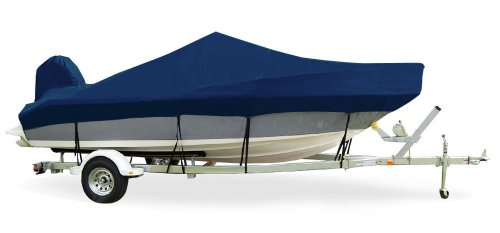 Taylor Made Products Trailerite Offshore Fishing Boat Cover O/B (Navy