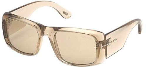 Gafas de Sol Tom Ford Aristotle FT 0731 Beige/Brown Hombre ...