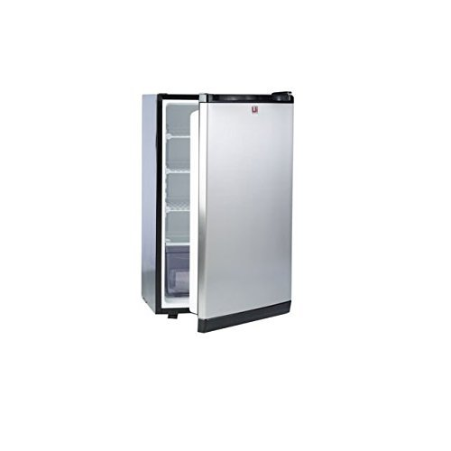 Urban Islands Stainless Steel Refrigerator by Bull Outdoor Products by Urban Islands