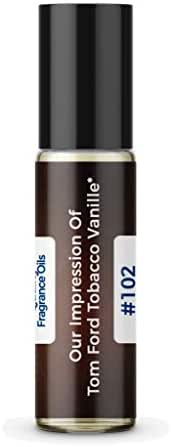 Quality Fragrance Oils' Impression of Tom Ford Tobacco Vanille (10ml Roll On)