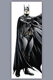 "Amazon.com: Batman Oversized 22"" x 58"" Poster Alex Ross"