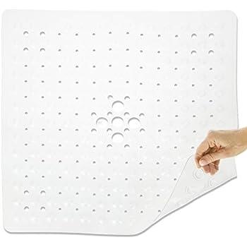 Amazon Com Vive Oval Bathtub Mat Nonslip Shower Floor