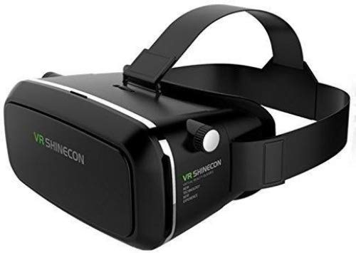 89e8c3fe14a3 Pansonite 3D VR Glasses Virtual Reality Headset for Games   3D Movies