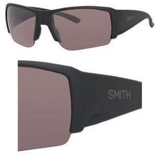 Smith Captains Choice ChromaPop+ Polarized Sunglasses, Matte Black, Polarchromic Ignitor - Sunglasses Polarchromic