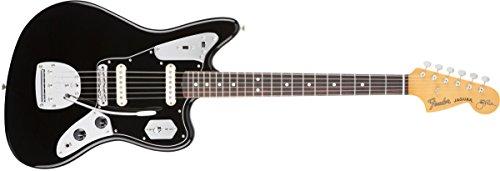 fender black jaguar - 2