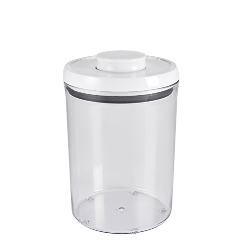 Compare Price Cylinder Container With Lid On