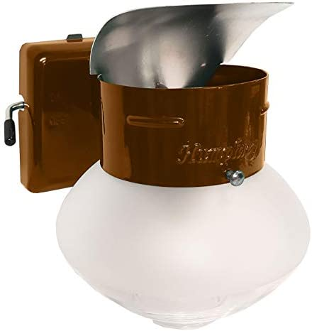 Humphrey 9RW Propane Gas Light