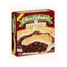 Marie Calenders Very Berry Blackberry Fruit Pie, 42 Ounce -- 6 per case.