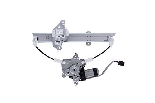 HANSUN 8832-1422 Power Window Regulator With Motor Rear Right Passenger Side For Nissan Altima - - Regulator Nissan Rear