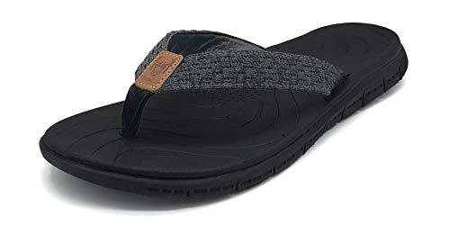 KuaiLu Womens Flip Flops Thong Sandals for Beach
