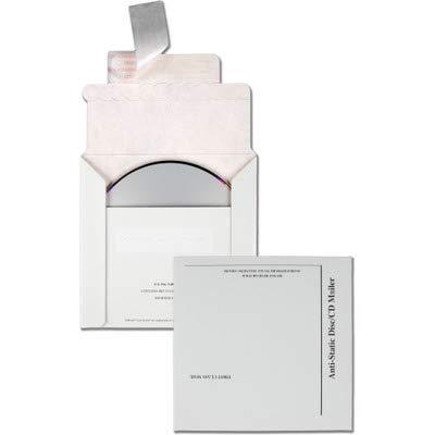 QUAE7261 - Quality Park Tyvek Lined Floppy Disk/CD Mailers