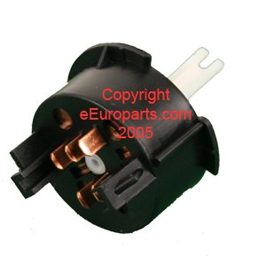 Parts Saab Genuine (Saab 9-3 900 Heater Fan Speed climate Control Switch (w/ manual) GENUINE)