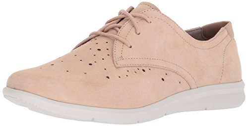 Rockport Women's Ayva Oxford, Blush, 6 M US - Rockport Women Casual Oxfords