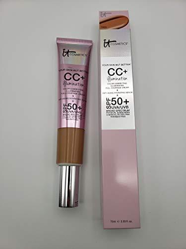 IT Cosmetics Your Skin But Better CC+ Illumination – Tan (Super-Size)