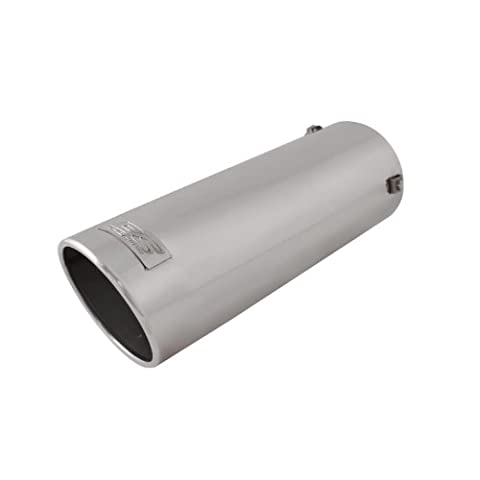 DC Sport EX-1016 Stainless Steel Bolt-on Exhaust Tip - Bolt On Exhaust