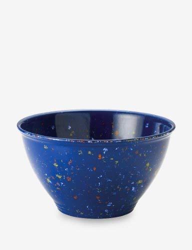 (Rachael Ray 4-qt. Blue Melamine Garbage Bowl)