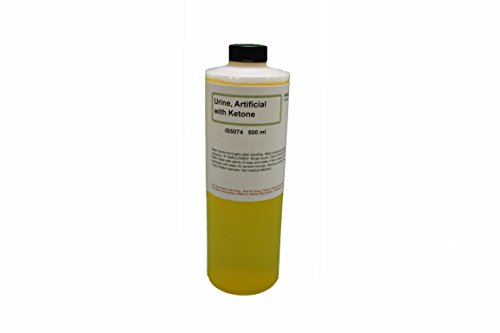 Innovating Science - Understanding Urinalysis - Demonstration of Urinalysis Techniques - Fluid with Ketone - 500mL