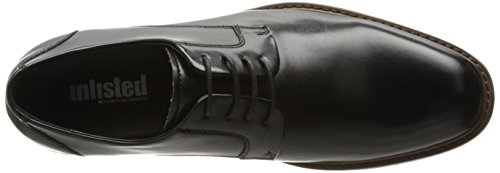 free shipping 2014 newest Kenneth Cole Unlisted Men's Align-Ment Oxford Black great deals buy cheap shop K1Rvjap