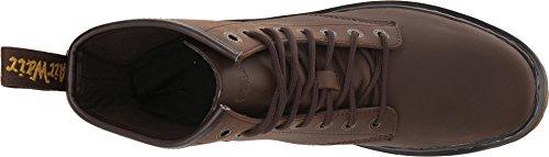 Silmä Awley 8 Eye Boot Dr Brown Dr Boot Martens Dark Mens Tummanruskea Martens Awley 8 Miesten UntqOxwwfR