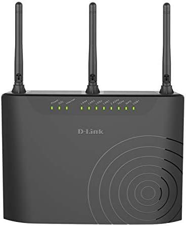 D-Link DSL-3682L – Modem Router ADSL2+ / VDSL, WiFi AC 750 ...