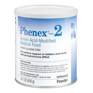 Phenex 2 Amino Acid-Modified Medical Food with Iron 11.4 OZ. Of Can