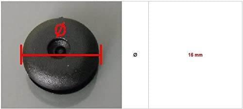 Knopf Clips in Schwarz Universal 1x Sicherheitsgurt Stopper aus Plastic Uni CL0095+