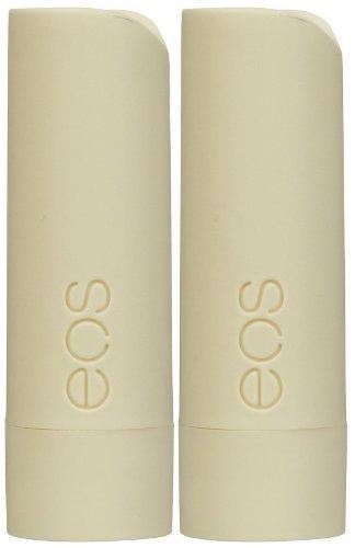 EOS Organic Lip Balm Stick - Vanilla Bean - 2 pk