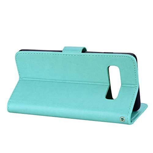 Verde Brillantini Pelle S10 Morbido Leather Plus Custodie Modello Rosa Gufo Case Galaxy Silicone Portafoglio Disegni Samsung Hopmore Antiurto Per Mandala Cover 3d Custodia Con Brillante Protettiva qwIgzqO4