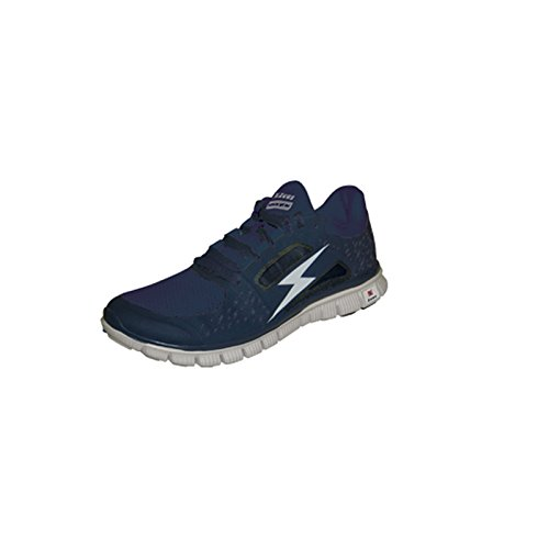 Zeus Hemes Herren Schuhe Training Walking-Schuh Relax Blau (46) RAuWi
