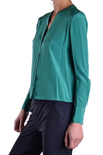 Donna Seta Furstenberg Camicia Von Diane Verde 10998dvfjade tXwq7xtCp