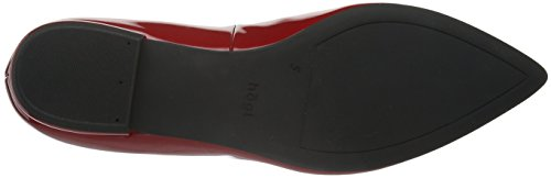 Ballerine red4000 Högl 0004 Donna Rosso 2-18