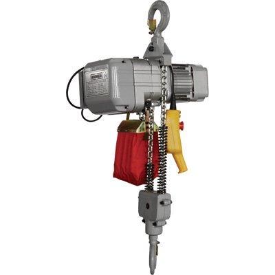 Ton Electric Hoist - 6