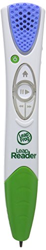 - LeapFrog LeapReader Reading and Writing System, Green