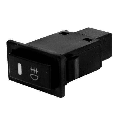 Automobile Car Self Lock Fog Light Rocker Switch Button for Camry - 1