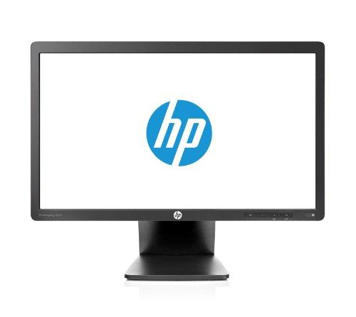 HP E201 C9V73AT 50,8 cm (20,0 Zoll) Monitor (VGA, DVI-D, USB, 5ms Reaktionszeit, 1600 x 900) schwarz