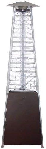 LS Line Premium Pyramid Portable Propane Patio Heater