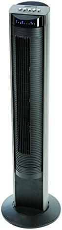 Ventiladores De Suelo Honeywell HO5500RE - Ventilador de torre oscilante: Amazon.es: Hogar
