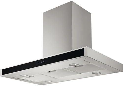 recirculación Juego: Campana + Filtro PKM 8099 GIS Z 90 cm + Filtro de carbón activo CF110: Amazon.es: Grandes electrodomésticos