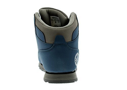 Henleys Mens  Oakland Hiker Boots US9 Blue cQT0n