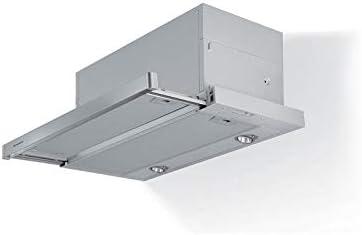 Faber Maxima - Campana extractora (60 cm, aluminio metalizado): Amazon.es: Grandes electrodomésticos